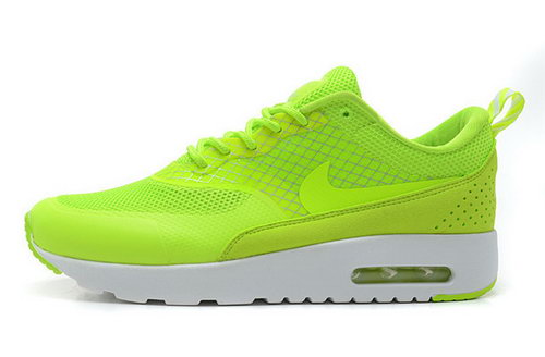 Nike Air Max Thea Womens Flash Lime White Australia